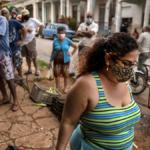 Récord de muertes y casos activos de Coronavirus en Cuba